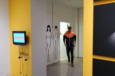 The Happy Show at MOCA — Minimally Minimal Moca Museum, Happy Show, Stefan Sagmeister, Emo, Museum Of Contemporary Art, Minimalism, Prison, Dubai, Design