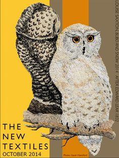 Louise saxton embroidery on pinterest needlework travel for Mobilia gallery cambridge ma