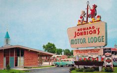 Louis Missouri MO - Howard Johnson's Lindburgh Rd 1959 Used Cancelled Stamp in Collectibles, Postcards, US States, Cities & Towns, Missouri Vintage Diner, Vintage Hotels, Vintage Travel, Tombstone Epitaphs, Howard Johnson's, Hotel Motel, My Town, Vintage Cards, Vintage Stuff