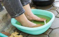 esto susede si metes los pies en vinagre una vez por semana - Taringa!