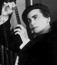 Dorothy Arzner, oscar winning director, inventor of the boom mike, first woman to join the director's guild. Arzner, a no-nonsense, openly lesbian director who preferred men's jackets and neckties to dresses, lived until 1979, long enough to be feted as a film pioneer and honored by the DGA. Her personal life was successful as well: Arzner's 40-year partnership with the choreographer Marian Morgan lasted until Morgan's death in 1971