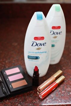 I partnered with @Dove to share my New Year's Resolutions for my beauty routine!