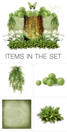 """Spring Green"" by keepsakedesignbycmm ❤ liked on Polyvore featuring art and gifts"