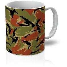 Oman DPM CAMO Mug
