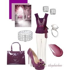 """""""Pumps"""" by stephiebees on Polyvore"""