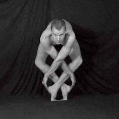 8 Diamond Pose - when yoga meets art. Enjoyed and pinned by yogapad.com.au