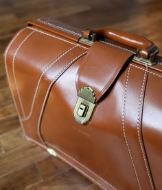 Mad Men Briefcase - <3