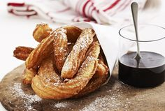 Churros recipe - would be nice to try this out :-)