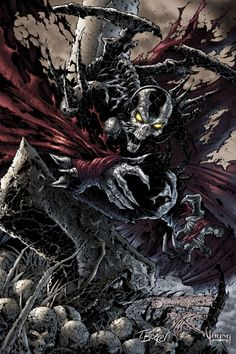 The Curse of Spawn by Dwayne Turner