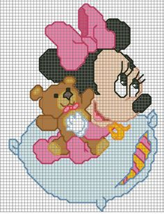 SCHEMA MINNIE by syra1974.deviantart.com on @DeviantArt