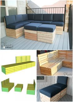 35 Ingenious Outdoor Pallet Projects for All Types of DIYers - DIY ...