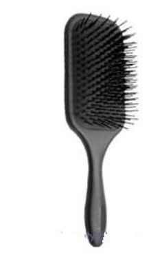 9 Best Hairbrushes on the Market Today: Best Inexpensive Paddle Brush: Denman