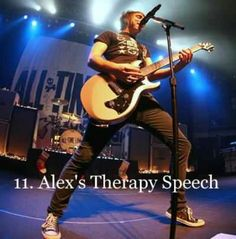 Reasons we love All Time Low...