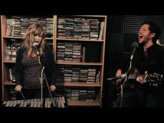 "Gungor ""Beautiful Things""  Cara playing with Gungor at Relevant Studios on their song, ""Beautiful Things."""