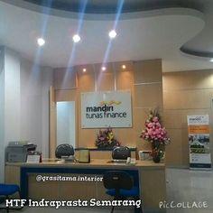 office receptionist build by grasitama interior. Pls follow our IG @grasitama.interior thanks