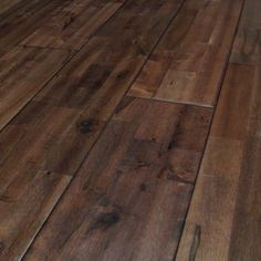 Perfection!!!!!!! Abbey Durham 21mm Tobacco Maple Handscraped 3 Strip Solid Lacquered Flooring