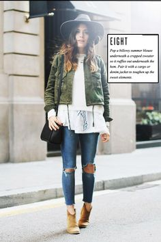 Layering 101: 10 Styling Tips on How to Layer for Fall