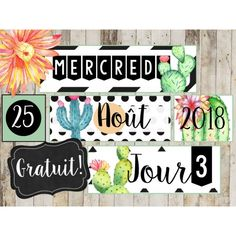 Discover recipes, home ideas, style inspiration and other ideas to try. Classroom Organisation, Classroom Management, Cactus High School, What Is A Teacher, French Classroom Decor, Teaching Displays, High School French, High School Classroom, Math Classroom