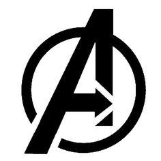 marvels avengers printable pumpkin stencils the avengers logo pumpkin template cartoon jr