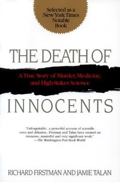 The Death of Innocents: A True Story of Murder, Medicine, and High-Stake Science by Richard Firstman, http://www.amazon.com/dp/B00589AXE6/ref=cm_sw_r_pi_dp_tZbnvb0860FJ4
