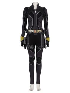 Costume Dress, Cosplay Costumes, Black Widow Cosplay, Uniform Ideas, Super Hero Outfits, Cosplay Ideas, Captain Marvel, Larp, Mansion