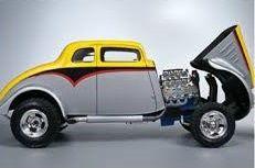 voiture 1933
