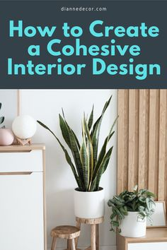 Well-designed homes always have one thing in common. It is a cohesive interior design scheme. Here's how to do it in your home.    #interiordesign #interiordecorating #homedesign #designhome #homedecorating #interiors #roomideas Decorating Tips, Interior Decorating, Rental Home Decor, Interior Styling, Interior Design, Living Room Decor Inspiration, Shared Rooms, Southern Living, Diy Room Decor