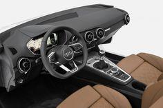 #Android Audi presenta su Tablet Smart Display y un nuevo tablero de mandos para su Audi TT. - http://droidnews.org/?p=316