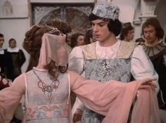 Three Nuts for Cinderella (1973); Costume Design by Theodor Pistek &   Günter Schmidt
