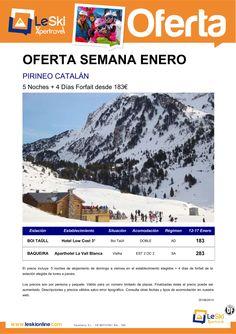 Pirineo Catalan 12 al 17 Enero desde 183 € (5 noches + 4 días de forfait) ultimo minuto - http://zocotours.com/pirineo-catalan-12-al-17-enero-desde-183-e-5-noches-4-dias-de-forfait-ultimo-minuto/
