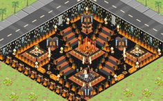 ★Glitz n' Glam★ Halloween special 2017 Isometric Art, Glitz And Glam, Fashion Story, Game Design, Halloween, Layouts, Bakery, Decorations, App