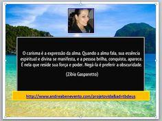 TREINE SEU CARISMA...https://www.tumblr.com/blog/andreabenevento