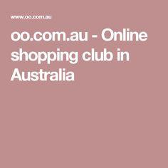 oo.com.au - Online shopping club in Australia