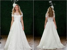 Happy Good Friday! As many of you know this last week was one of the wedding industry's high weeks in New York with the Bridal Market. And since I was not able to make it (Oh Canada!), my contact at Watters has graciously submitted these fab images of their 2015 Wedding Dresses. The Watters Presentation …