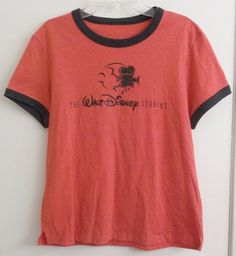 The Walt Disney Studios Ladies Shirt S Small - ...It Was All Started By A Mouse #Disney