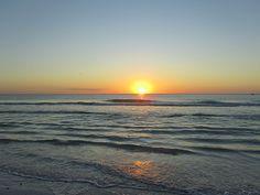 Sunset over ocean ElizabethAnneMitchell_WANACommons_IMG_0191