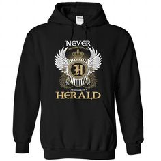 Awesome Tee 9 HERALD Never T-Shirts