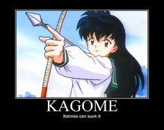 HAHA the original badass with a bow