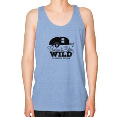 Promise to Stay Wild Tank