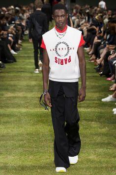 Défilé Dior Homme Printemps-été 2018 22