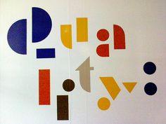 Exposition Paul Rand à Chaumont (05-06 2007) by Bureau l'Imprimante, via Flickr