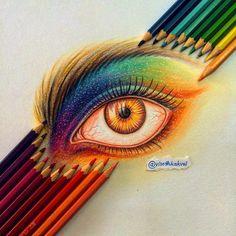 Visoth Kakvei ilustraciones ilusiones opticas 12