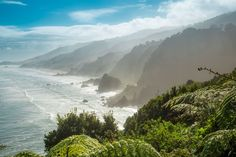 10 Most Scenic Drives South Island