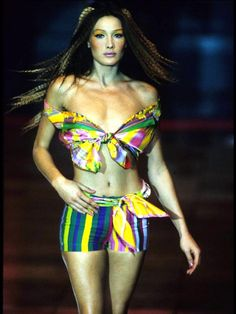 Gianni Versace 90's ready to wear