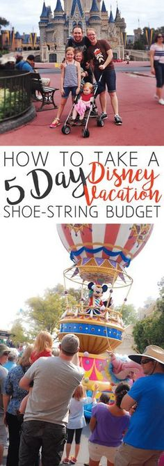I know so many of you are either planning Disney Vacations or want to...it's expensive, I get it....HOWEVER...I've figured out a way to get you there on a SHOE-STRING budget. Check out this newest blog post and let me know if you have any more questions...