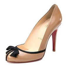 Christian Louboutin  Lavalliere Bow Pumps