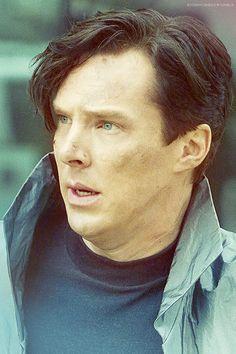 "Benedict Cumberbatch as Khan from ""Star Trek: Into Darkness."""