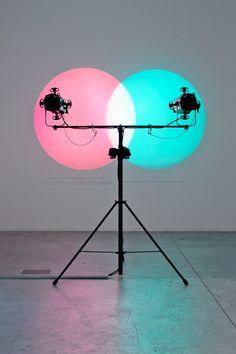 Amalia Pica - Venn diagrams (under the spotlight)