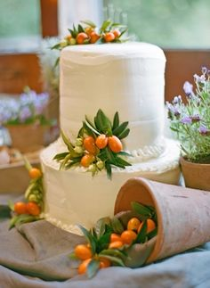A yummy- and classy-looking cake.