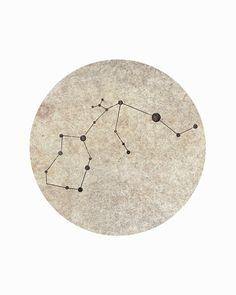 Constellation Aquarius Art Print by cegphotographics on Etsy